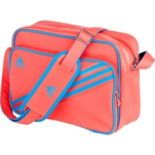 0dfdaaaf5b Adidas Enamel Messenger Bag - Blue