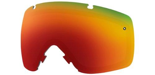 Smith Optics I/OX Replacement Lens - Red Sol-X Mirror, Cat. - Sol Optics