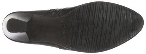 Tamaris 25306, Botines para Mujer Negro (BLACK 001)