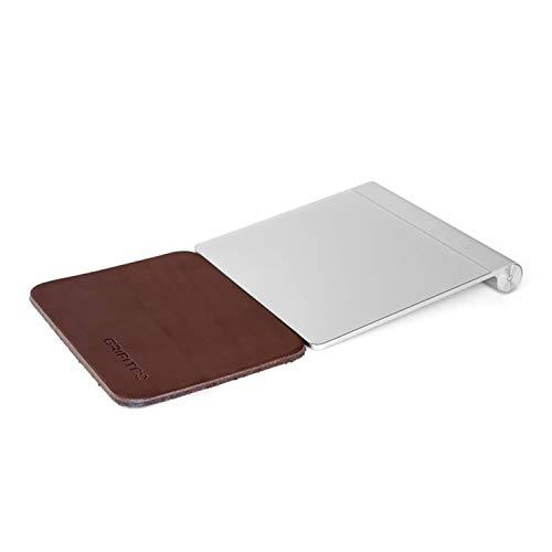 Grifiti Leather Slim Wrist Pad 5 for Trackpads, Numpads, Mice (Mobee Magic Bar)