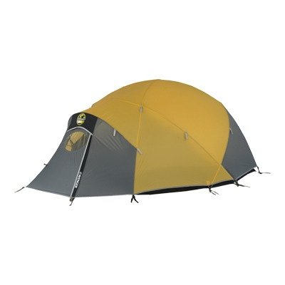 Wenger Rothorn 2 Person Backpack Tent (Yellow, 38-Square Feet), Outdoor Stuffs