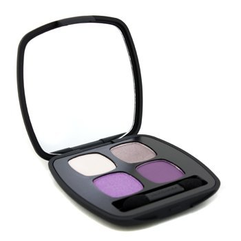 Exclusive By Bare Escentuals BareMinerals Ready Eyeshadow 4.0 - The Dream Sequence (# 500 Thread Count, # Romp, # Boudoir, # Nightcap )5g/0.17oz