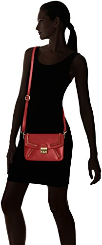Chicca Rosso Rouge bandoulière Borse 1603 sac Rosso XW7IXrqf