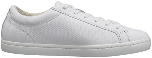 Lacoste Dames Straightset 316 1 Caw Fashion Sneaker Wit