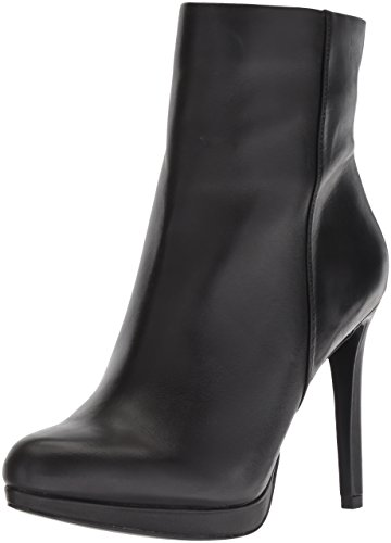 Image of Nine West Women's Quanette Leather Ankle Boot