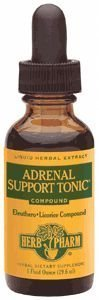 Adrenal Support Tonic, 1 oz ( Multi-Pack) by Adrenal Support Tonic Compound