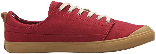 Womens Walled Low Reef Red Walled Dark Low BqwpxzcAdp