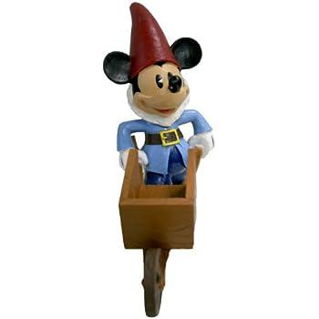 Amazon.com : Design International Group LDG89198 Mickey Gnome with ...