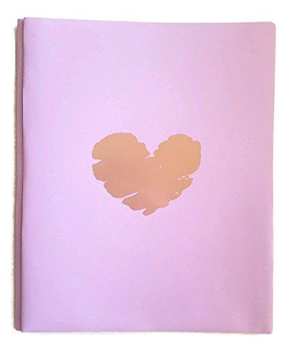 Back to School Supplies Bundle for Teen Girls Includes Binder, Notebook, Pocket Folder, Wooden Ruler, and Binder Filler Paper, Bundle of 5 by Unknown (Image #3)