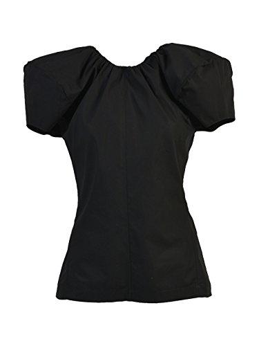 celine-womens-20ca7756638no-black-linen-t-shirt