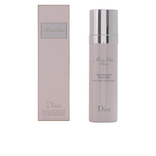 Miss Dior by Christian Dior for Women 3.4 oz Perfumed Deodorant Spray - Perfumed Deodorant Natural Spray