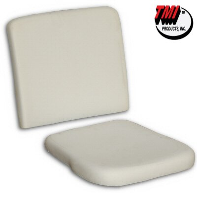 TMI Products Tmi Front Seat Foam Padding For Top And Bottom On One Front Seat Of A 1968 To 1972 Beetle price tips cheap