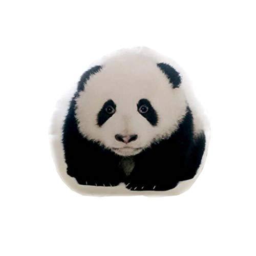 East Majik Animal Simulated Pillow Animal Shape Cushion Pillow £¨Panda£ by East Majik