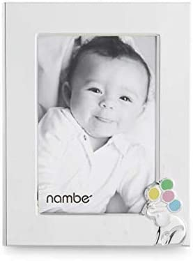 Nambe Baby Bailey 4x6 Picture Frame