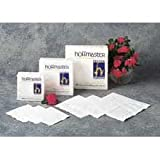 Hoffmaster Specialty Brand Cash and Carry White 3 Ply Beverage Napkins - Retail Pack, 10 x 10 inch, 24 per pack - 960 per case.