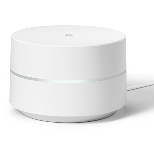 Price comparison product image Google Wifi system (single Wifi point) - Router replacement for whole home coverage