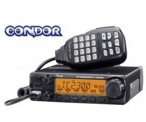 ICOM 2300H 05 144MHz Amateur Radio (Icom Radio Transceiver)