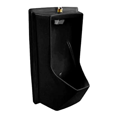 Toto UE930#51 Lloyd Urinal with Electronic Flush Valve-ADA, Ebony