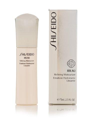 Shiseido Ibuki Moisturizer 2.5 Oz Spf 18 Shiseido/Ibuki Refining Moisturizer Emulsion 2.5 Oz (75 Ml) - Refining Emulsion