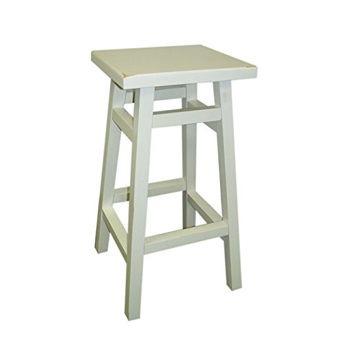 O'Malley Pub Bar Stool in Antique - Bar Carolina Stools Antique Cottage