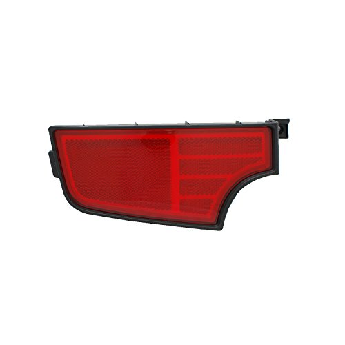 - TYC 17-0322-00-1 Kia Soul Left Replacement Reflex Reflector