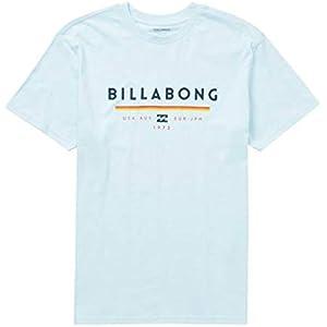 BILLABONG Rotor Fill Mens T Shirt WHITE Men's casual T