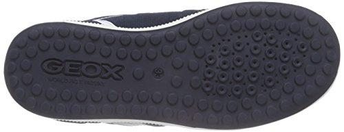 Geox Jr Vita A - Zapatos Primeros Pasos Para Bebés Azul - Blau (NAVY/GREYC0661)