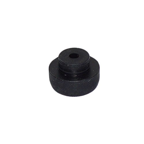 Cuetec Billiard/Pool Cue Accessory: Replacement Glue-In Rubber Bumper, Fits 2-Piece Billiard Cue