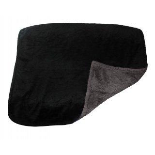Hope Woodworking Heavy Duty Waterproof Carriage Blanket Large Gray/Black 52''x66''