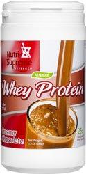 Nutri-Supreme Research Whey Protein Powder Creamy Chocolate Dairy Cholov Yisroel - 1 ()