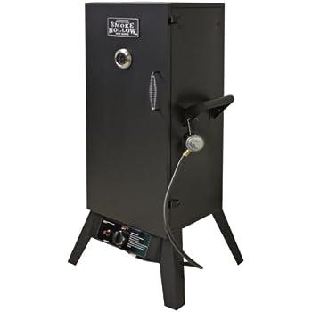 Smoke Hollow 34162G LPG Smoker, 34-Inch