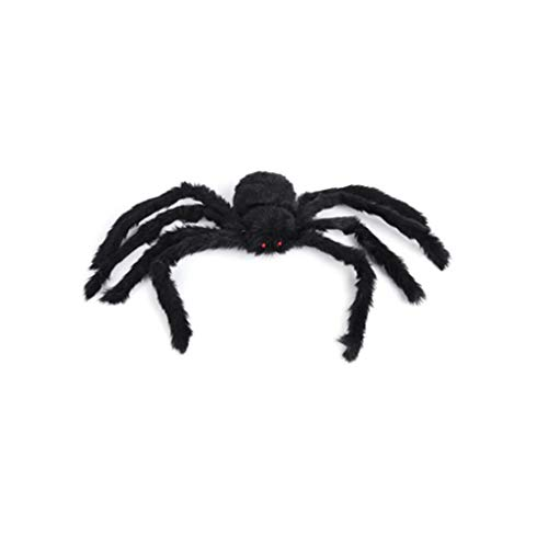 KUKALE Halloween Realistic Spider 1 Pc Toy Party