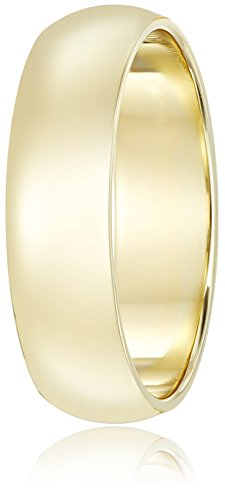 Classic-Fit-10K-Gold-Wedding-Band-6mm