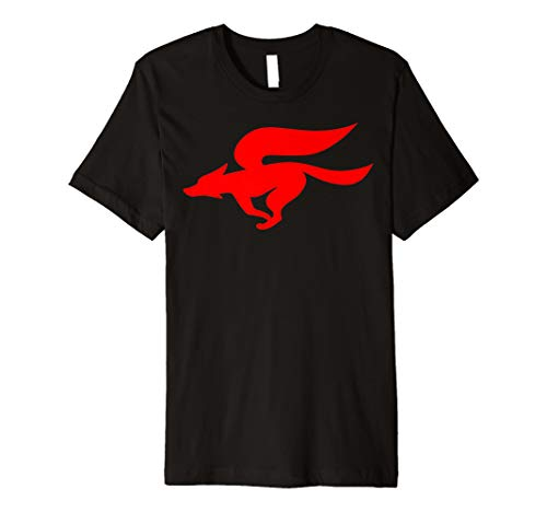 Nintendo Star Fox Retro Red Logo Premium T-Shirt
