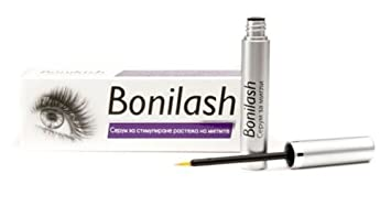BONILASH the Eyelash growth serum LONG, THICK NATURAL LASHES 3 ML by bonilash