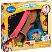 Disney Jake and the Never Land Pirates Bath Time Adventure Playset, 5 pc