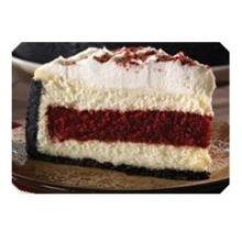 Diannes Gourmet Desserts Red Velvet Cheesecake Bar -- 2 per case.
