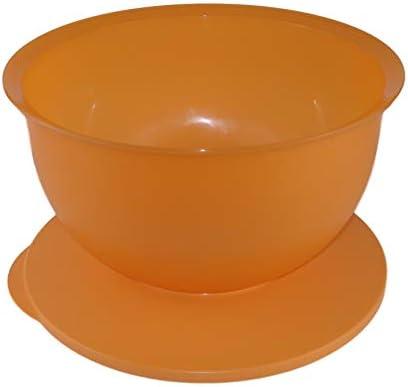 Tupperware/® Junge Welle XXL 7,5 Liter Sch/üssel in Orange