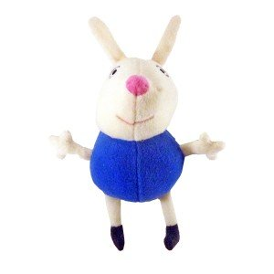 Peluches Peppa Pig 16cm Peppa Pig Richard Rabbit