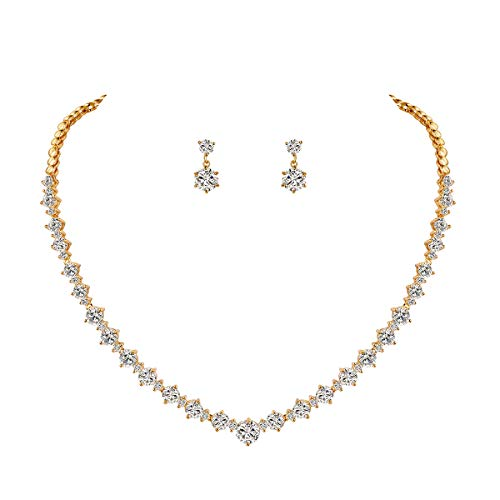 Elegant Necklace Sets - 8