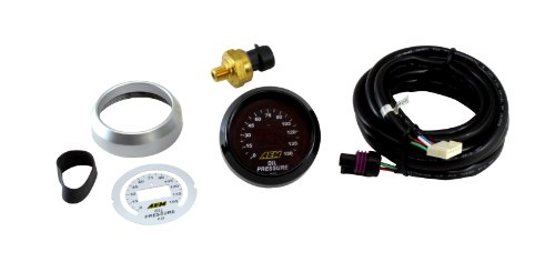 AEM 30-4407 0-150 PSI Oil Pressure Gauge Review and Comparison
