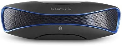 Energy Sistem Music Box BZ3 (Altavoz portátil Bluetooth 4.0, 6W, Radio FM, Lector USB/SD, Display retroiluminado) - Negro