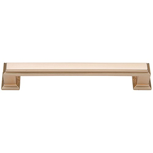 Atlas Finishing Pulls (Atlas Homewares 292-CM Sutton Place Collection Champagne 5.87-Inch Length Large Pull)
