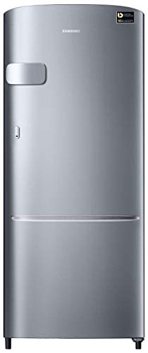 Samsung 192 L 3 Star Inverter Direct Cool Single Door Refrigerator  RR20T2Y2YSE/NL, Electric Silver