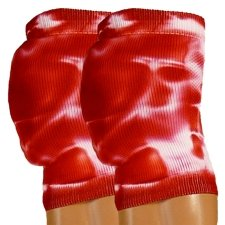Red Lion 9331 Knee Pad Covers Red