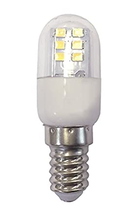 Bombilla LED para frigorifico SevenOn LED 53072, 1W equivalente a 10W, casquillo E14, 270º, 100 lúmenes, 4.000K, blanco neutro, no regulable: Amazon.es: ...