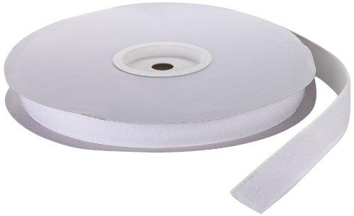 Mutual 153 Pressure Sensitive Loop Fastening Tape Roll, 25 yds Length x 3/4