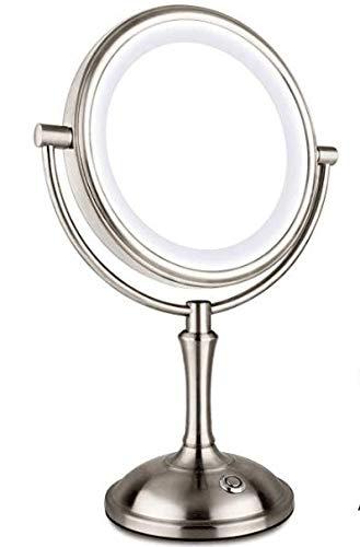 AmnoAmno LED Makeup Mirror-10x