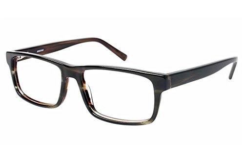 Aristar by Charmant Eyeglasses AR18642 AR/18642 505 Grey Optical Frame 55mm