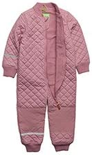 Fleece Lining Age 9-24 Months Boy Girl Unisex Thermal PU Quilted Windproof Suit